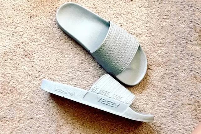 全球通行的拖鞋——adidas Originals YEEZY Adilette