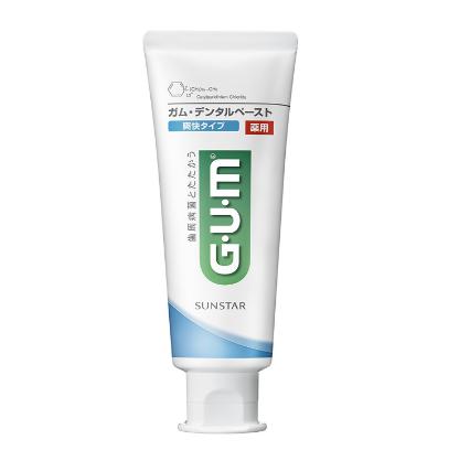 SUNSTAR GUM清爽型牙周护理牙膏 120g
