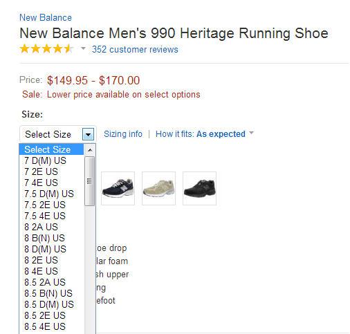 美亚海淘鞋子如何选择尺寸? 美亚海淘鞋子选尺码方法