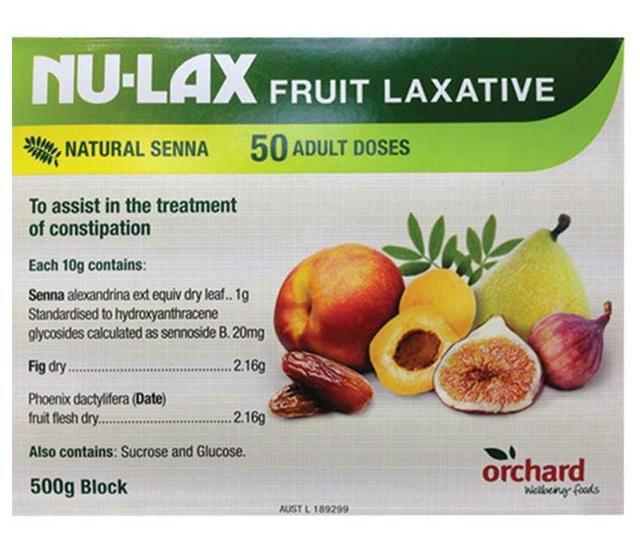 Nu-Lax 乐康膏 天然排毒养颜纤维果蔬泥 500g