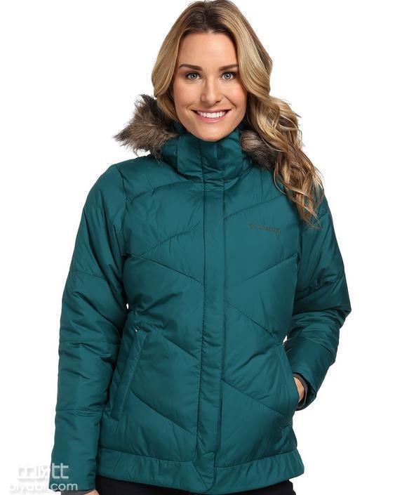 Columbia 哥伦比亚 Snow Eclipse 女士保暖棉服 $53 99