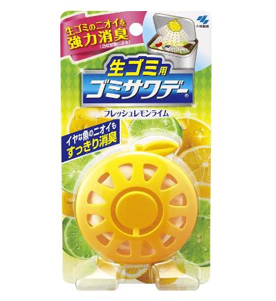 小林制药厨余垃圾除臭芳香剂 柠檬味 3ML
