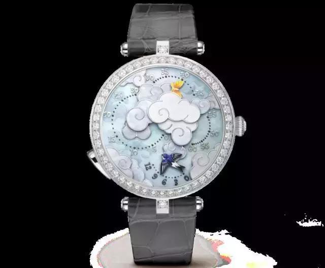 法国手表卖上百万,靠的不仅仅是优雅