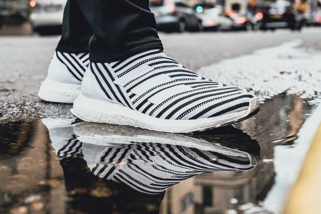 阿迪达斯Nemeziz UltraBOOST运动鞋发布