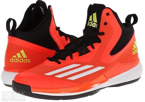 adidas 阿迪达斯 Title Run 篮球鞋 $79 99
