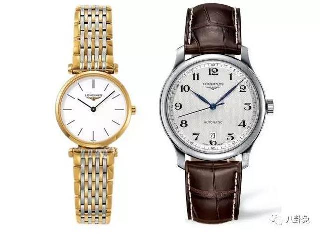 那么好看的LONGINES浪琴复古手表,为什么买的人却不多