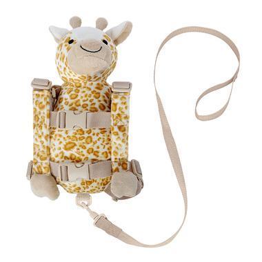 【美国Babyhaven】Goldbug 动物两用防走失背包 长颈鹿