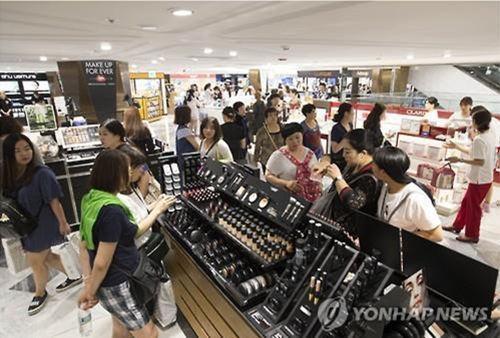 韩国免税店市场竞争火爆,乐天在首尔市中心增设分店