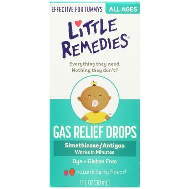 【美国Babyhaven】Little Remedies 西甲硅油 婴儿防肠胀气肠绞痛滴剂