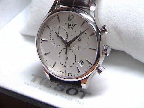TISSOT 天梭 T-Classic 男款时装腕表 T0636171603700 特价$259 99,转运到手约1820元