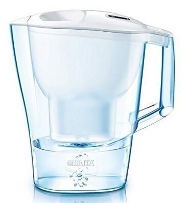 BRITA 碧然德 Aluna XL净水壶净水桶过滤水壶3 5L一壶一芯 新降1973日元,约¥120