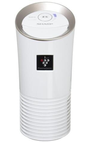 SHARP 夏普 IG-HC15-W 车载空气净化器 白色 特价6856日元,约¥418