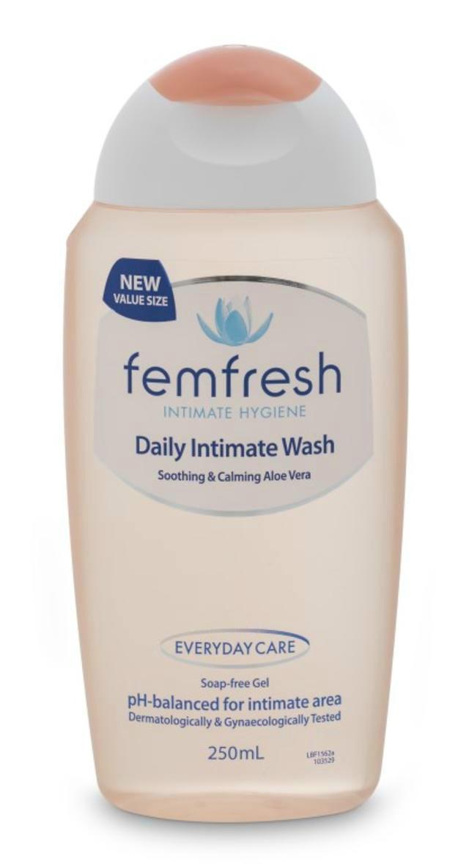 Femfresh 女性私处洗护液 250ml (去除异味孕妇适用)