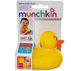 【满85澳免邮 满108澳再减12澳】Munchkin 麦肯齐 婴儿感温变色澡盆玩具鸭