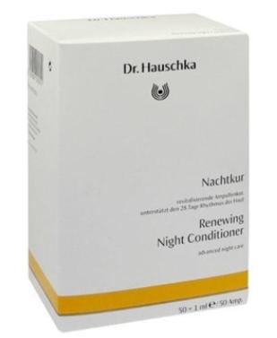 【德国DC】Dr.Hauschka 德国世家 律动夜间修护甘露 50x1ml 适合所有类型的肤质