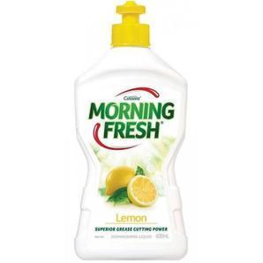 【全场满88澳减8澳/满118澳减22澳】Morning Fresh超级浓缩多功能餐具水果蔬菜洗洁精(柠檬香型)400ml