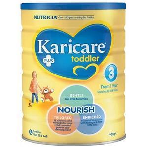 【最高减27澳】Karicare 可瑞康 婴幼儿配方奶粉 3段 900g