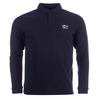 【七夕情人节,品牌专场】Cruyff 男士休闲长袖Polo衫,2 5折报价为£14 99(约¥129)