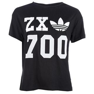 【返校特惠,全场立减】Adidas Originals女士宽松休闲短袖T恤,7.2折报价为£17.99(约¥156)
