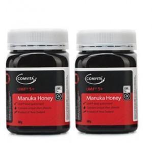 【新西兰KD】【2件包邮】Comvita 康维他蜂蜜UMF5+ 500g NZ$73.94/约¥347