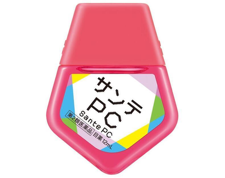 Santen 参天 FX 电脑手机蓝光专用眼药水 12ml/瓶  优惠价格:65元
