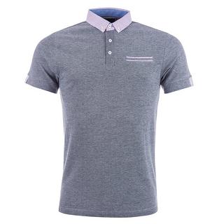 【返校特惠,全场立减】Remus 男士短袖Polo衫,4.6折报价为£22.99(约¥199)
