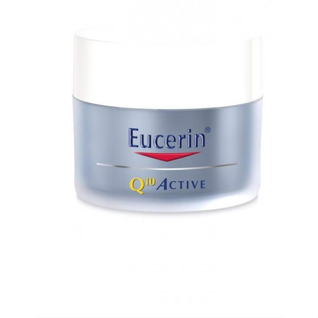 【邮费特惠+8折】Eucerin Q10 优色林辅酶Q10抗皱晚霜 50ml