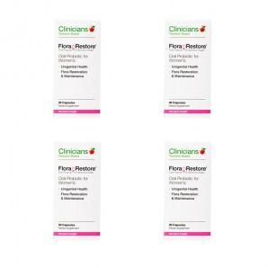 【新西兰KD】【4件包邮】Clinicians 科立纯 女士益生菌 30粒 NZ$58.6/约¥274