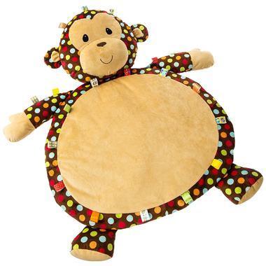 【美国Babyhaven】 Taggies 斑点猴子宝宝游戏毯抱毯安抚毯