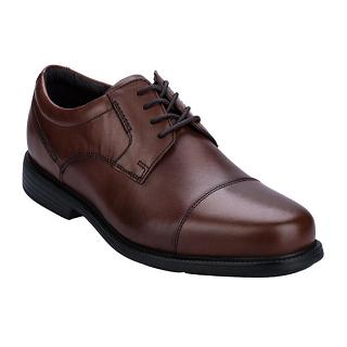 【品牌大集合】Rockport Charles Road男士牛津鞋,4 4折报价为£34 99(约¥302)