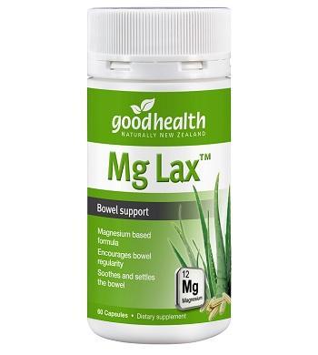 【新西兰PD】【凑单品】Good Health 好健康 天然通便剂60粒 每单限购3件 仅需NZ$12 6 约¥59