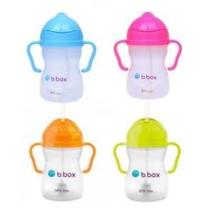 【新西兰KD】【包邮套装】B Box 宝宝水瓶 重力饮水杯 标准型 240ml(色)