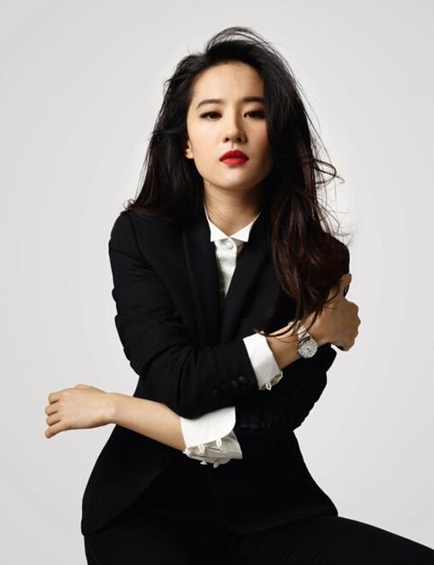 刘天仙同款:Tissot天梭杜鲁尔机械皮带镶钻女表T0992071611600 特价$551,约3700元