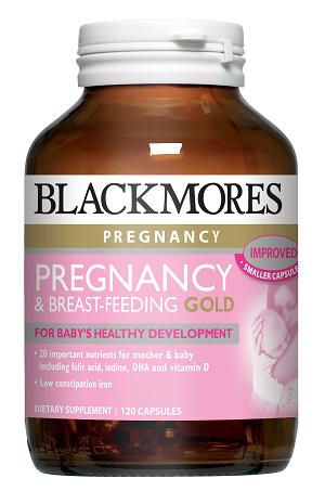 【新西兰PD】【爆款】Blackmores 澳佳宝 孕期哺乳营养素胶囊 120粒 仅需NZ$33 5 约¥158