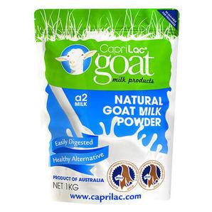 Caprilac 天然山羊奶粉 学生 孕妇 成人 老人适用 1kg