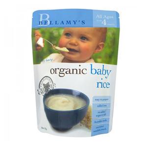 Bellamy& 039s 贝拉米 婴幼儿有机米粉(4个月以上)125g