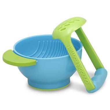 【美国Babyhaven】:NUK 儿童辅食研磨碗