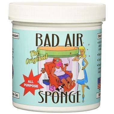 【美国Babyhaven】:【5盒装 包邮】Bad Air Sponge 除甲醛空气净化剂- 14 盎司