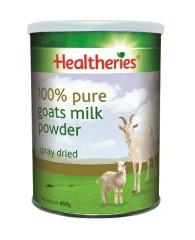 【新西兰PD】【爆款】Healtheries 贺寿利 100%纯羊奶粉 450g 仅需NZ$26 75 约¥126
