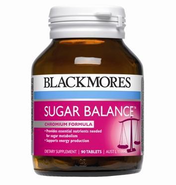 【新西兰PD】【爆款】Blackmores 澳佳宝 血糖平衡片 90片 仅需NZ$14 75 约¥106