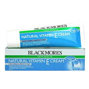 【全场满79澳免邮 限重2.5kg】BLACKMORES 澳佳宝 天然维生素E护肤保湿霜 50g