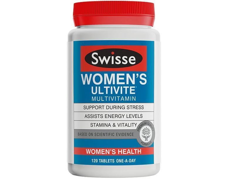 Swisse 女性复合维生素 120粒  商品价格:149元