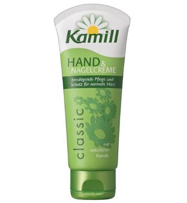 【德国BA】Kamill 洋甘菊经典深层保湿护手霜 护甲霜 100ml