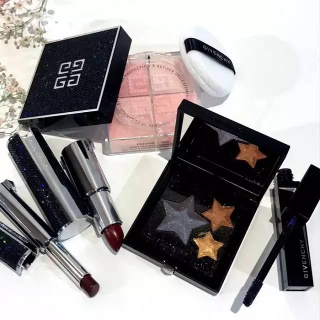 纪梵希圣诞限量彩妆  Givenchy圣诞套装
