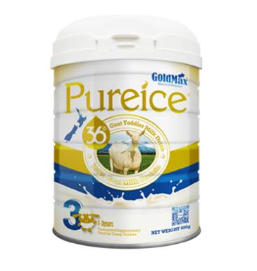 【包邮包税】GoldMax pureice 高培冰纯婴幼儿奶粉3段(1~3岁)