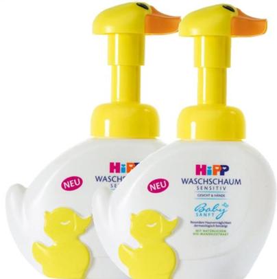 【德国BA】母婴专场 低至5折 2 x Hipp 喜宝 免敏无泪宝宝泡泡洗手洗脸液 250ml
