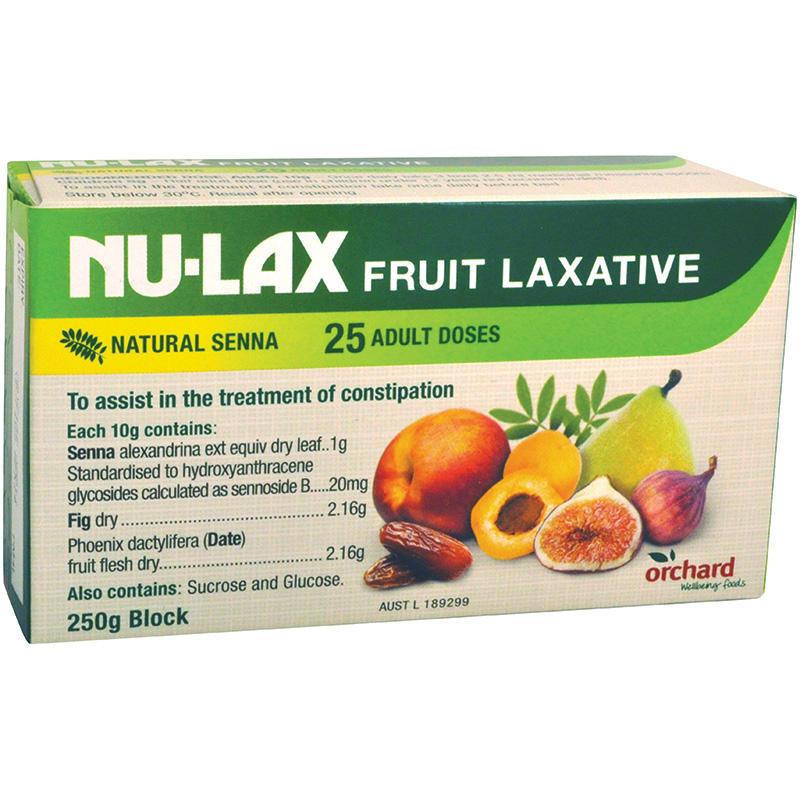 【新西兰PD】【凑单品】Nu-Lax 乐康膏 天然蔬果润肠通便膏 250g 每单限购2件 仅需NZ$8 95 约¥43