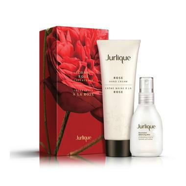 【活动特价】【礼盒套装】jurlique 茱莉蔻 活机玫瑰沁润小礼盒