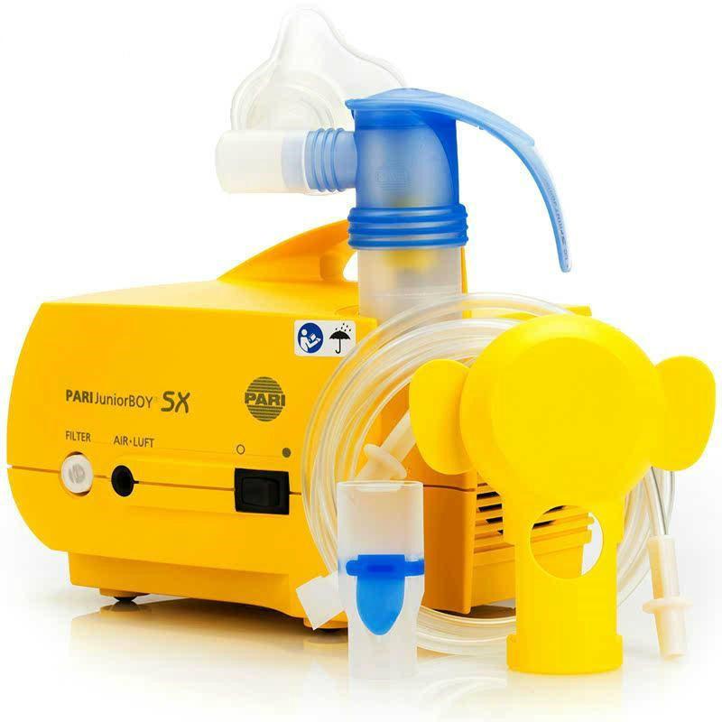 【德国BA】PARI 百瑞 JUNIOR BOY SX 婴儿儿童雾化器 0-12岁儿童专用