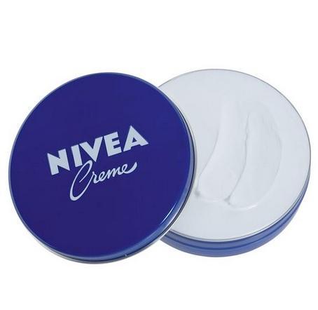 【荷兰DOD】凑单包邮:Nivea 妮维雅 经典蓝罐铁盒面霜 150ml